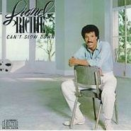 Lionel Richie, Can't Slow Down (CD)