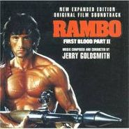 Jerry Goldsmith, Rambo - First Blood Part II [New Expanded Edition] [OST] (CD)