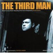 Anton Karas, The Third Man [Score] (CD)