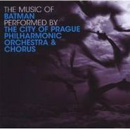 The City Of Prague Philharmonic Orchestra, The Music Of Batman (CD)