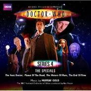 Murray Gold, Doctor Who [Series 4 The Specials] [OST] (CD)
