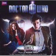 Murray Gold, Doctor Who - Series 5 TV [OST] (CD)