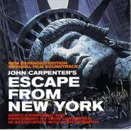 Various Artists, Escape From New York [OST] (CD)