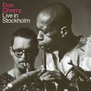 Don Cherry, Don Cherry Live In Stockholm (CD)