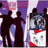 The Manhattan Transfer, Live / Extensions (CD)