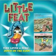 Little Feat, Time Loves A Hero / Down On The Farm (CD)