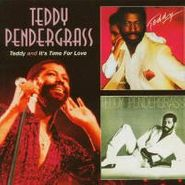 Teddy Pendergrass, Teddy / It's Time For Love (CD)