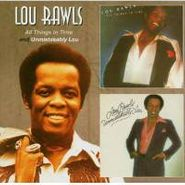 Lou Rawls, All Things In Time / Unmistakably You (CD)