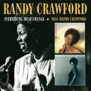 Randy Crawford, Everything Must Change / Miss Randy Crawford (CD)