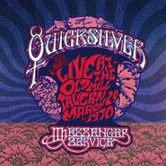 Quicksilver Messenger Service, Live At The Old Mill Tavern - March 29, 1970 (LP)