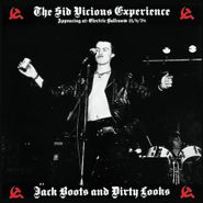 Sid Vicious, Jack Boots & Dirty Looks (CD)