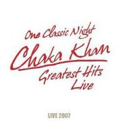 Chaka Khan, Greatest Hits Live (CD)