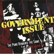 Government Issue, Punk Remains The Same (CD)