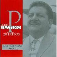 José Alfredo Jiménez, Serie Platino: 20 Exitos (CD)