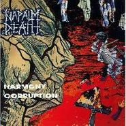 Napalm Death, Harmony Corruption (CD)
