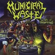 Municipal Waste, The Art Of Partying (CD)