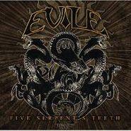 Evile, Five Serpent's Teeth (CD)