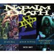 Napalm Death, Diatribes (CD)