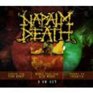 Napalm Death, Inside The Torn Apart/Words Fr (CD)