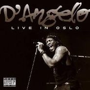 D'Angelo, Live In Oslo (CD)