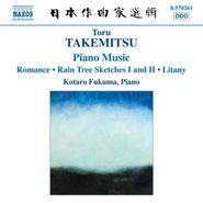Toru Takemitsu, Takemitsu: Piano Music -  Romance / Rain Tree Sketches I and II / Litany (CD)