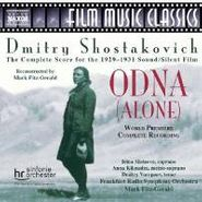 Dmitry Shostakovich, Odna (Alone) [Score] (CD)