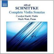 Alfred Schnittke, Schnittke: Complete Violin Sonatas (CD)