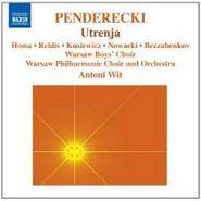 Krzysztof Penderecki, Utrenja (CD)