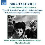 Dmitry Shostakovich, Shostakovich: Girlfriends / Salute To Spain (CD)