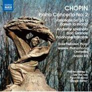 Frédéric Chopin, Chopin: Piano Concerto 2/ Variations on 'La Ci Darem La Mano' (CD)