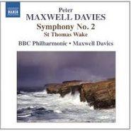 Sir Peter Maxwell Davies, Maxwell Davies: Symphony No. 2 / St. Thomas Wake (CD)