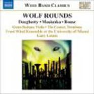 Michael Daugherty, Daugherty: Ladder to the Moon / Maslanka: Trombone Concerto / Rouse: Wolf Rounds (CD)