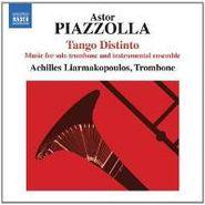 Astor Piazzolla, Piazzolla: Tango Distinto - Music for Solo Trombone & Instrumental Ensemble (CD)