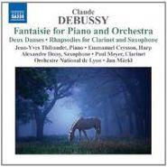 Claude Debussy, Debussy: Orchestral Works Vol. 7 - Fantasie For Piano & Orchestra / Premiere Rapsodie / Rapsodie / 2 Danses (CD)