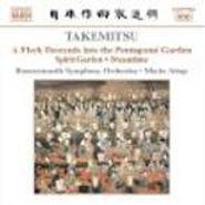 Toru Takemitsu, A Flock Descends Into Pentagonal Garden / Spirit Garden / Dreamtime (CD)