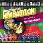 Dmitry Shostakovich, Shostakovich: New Babylon (CD)