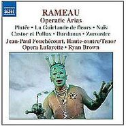 Jean-Philippe Rameau, Rameau: Operatic Arias (CD)