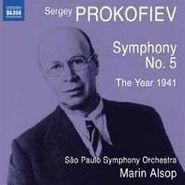 Sergei Prokofiev, Prokofiev: Symphony 5 / The Year 1941 (Symphonic Suite) (CD)