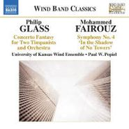 Philip Glass, Glass: Concerto Fantasy For Two Timpanists And Orchestra / In The Shadow Of The Two Towers (CD)
