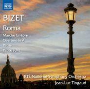 Georges Bizet, Roma - Marche Funèbre; Overture In A; Pattrie; Petite Suite (CD)
