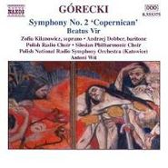 Henryk Górecki, Sym 2/Beatus Vir (CD)