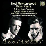 Benjamin Britten, Britten: Piano Concerto / Sieber: To Poetry / Bush: Voices Of The Prophets (CD)