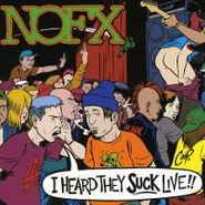 NOFX, I Heard They Suck Live (CD)