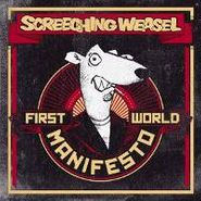 Screeching Weasel, First World Manifest (LP)