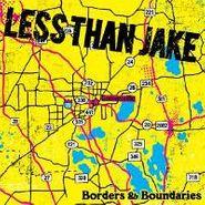 Less Than Jake, Borders & Boundaries (CD)