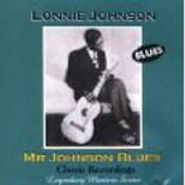 Lonnie Johnson, Mr. Johnson's Blues (CD)