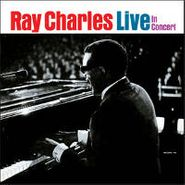 Ray Charles, Live In Concert (LP)