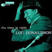 Lou Donaldson, Time Is Right (LP)
