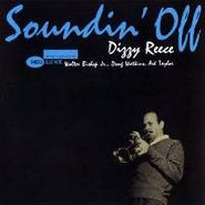 Dizzy Reece, Soundin' Off (CD)