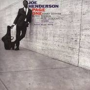 Joe Henderson, Page One (LP)